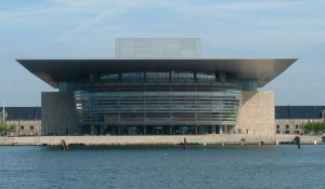 New Royal Opera in Copenhagen