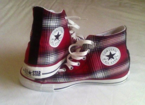 Converse Chuck's Rockabilly Edition